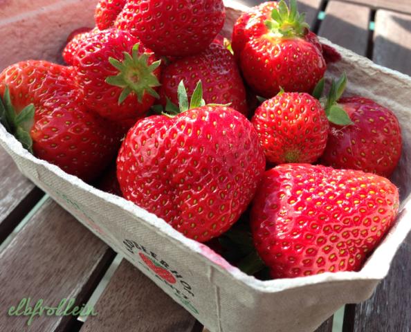 Erdbeerliebe ♥