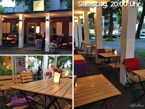 Ufer - Café. Weinbar.