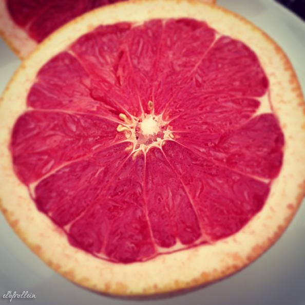 12 von 12: Grapefruit