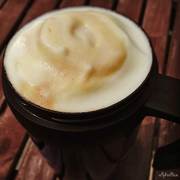 12 von 12: Nachmittagskaffee