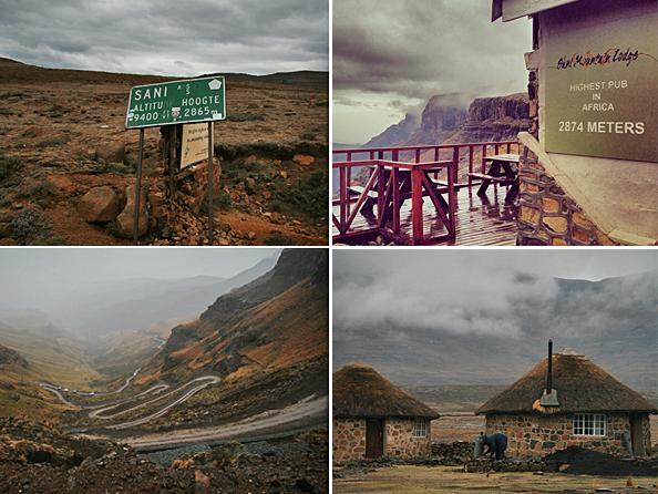 Südafrika Lesotho