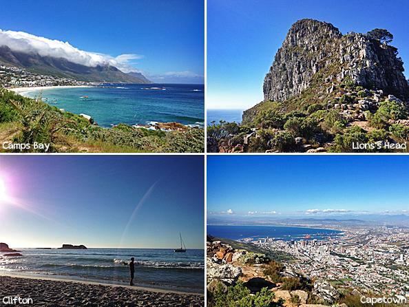 Südafrika Capetown