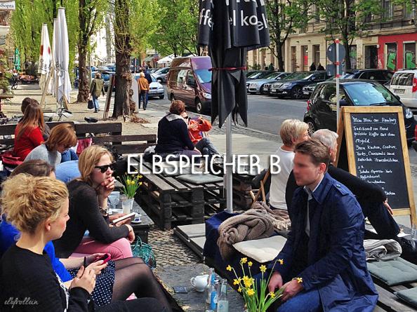 Berlin Elbspeicher B