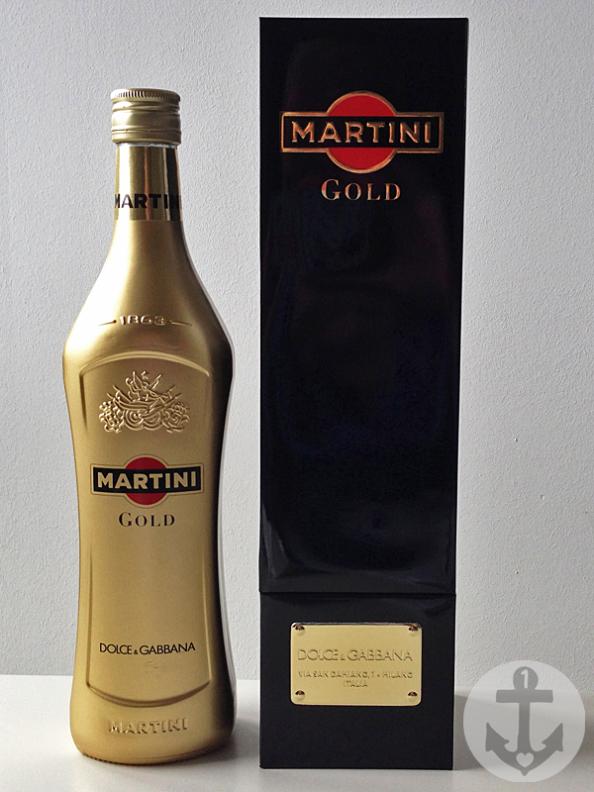 Martini Gold Dolce Gabbana