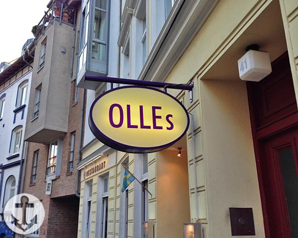 Schwedisch für Fortgeschrittene: Olles Restaurant inOttensen