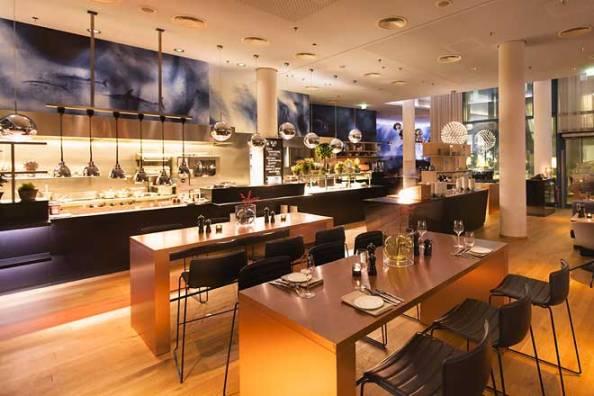 Scandic Hamburg Emporio Restaurant H2O