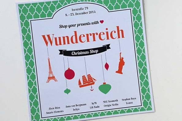 Wunderreich Christmas Shop