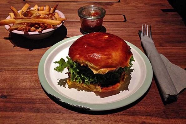 Burgerlich Burger Restaurant Hamburg